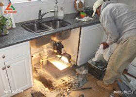 Sửa bếp tại Hà Nội