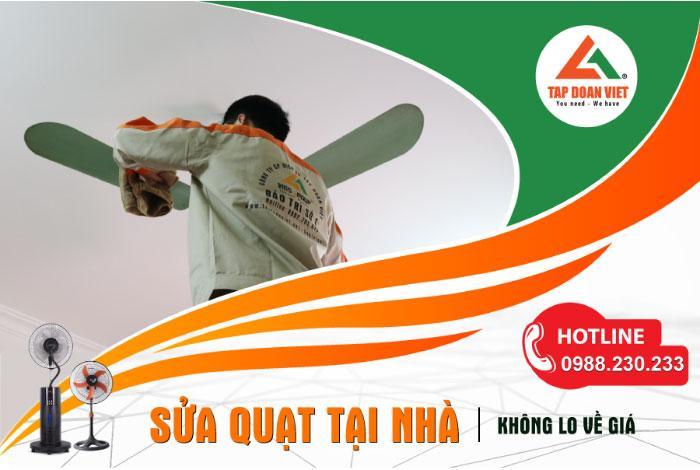 Sửa chữa quạt điện tại nhàở quận Hoàn Kiếm