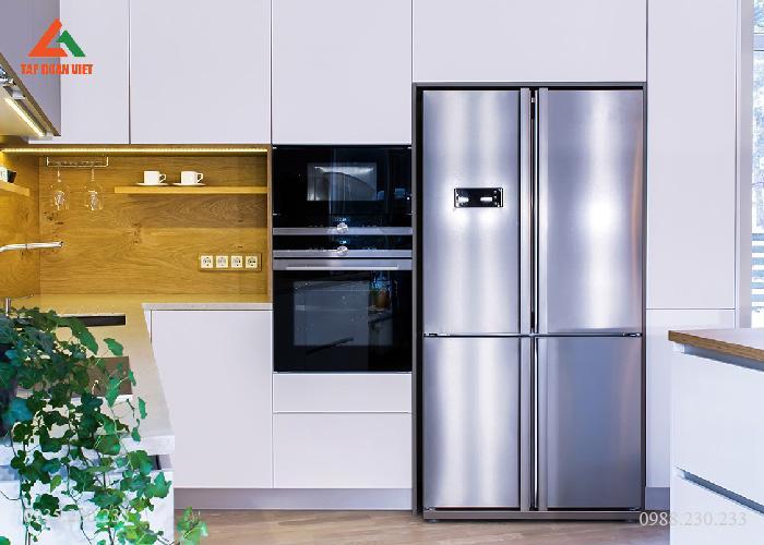 Tủ lạnh ngăn mát không mát, kỹ thuật viên trực tiếp kiểm tra tại nhà khu vực Hoàn Kiếm