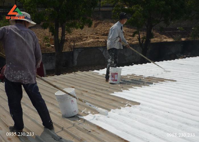 Lợp mái tôn quận Hoàn Kiếm giá rẻ