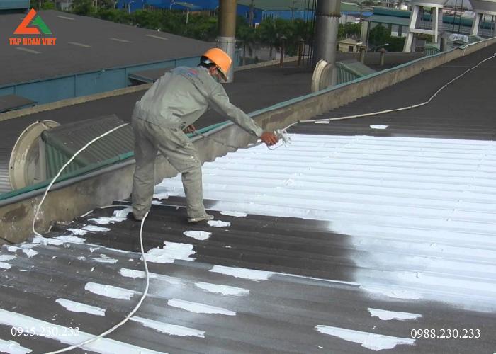 Lợp mái tôn tại quận Ba Đình giá rẻ