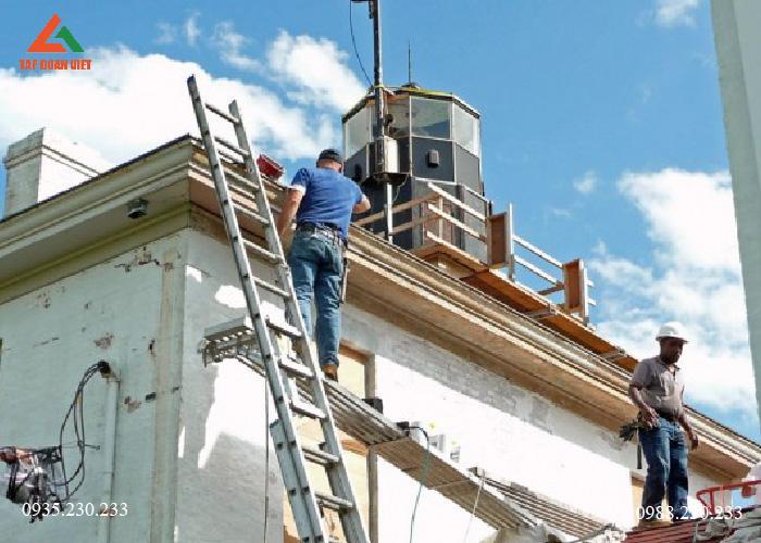 Sửa nhà phong thủy quận Hoàng Mai chuyên nghiệp