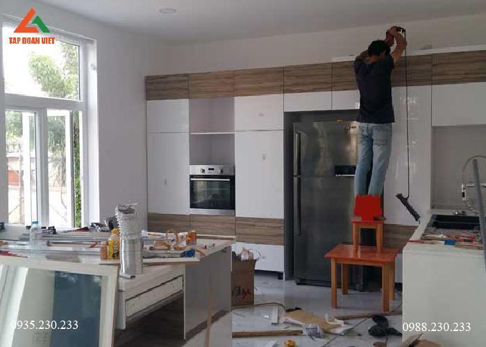 Sửa nhà BẾP quận Ba Đình chuyên nghiệp