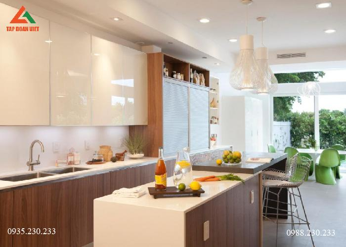 Sửa nhà BẾP tại quận Hoàng Mai uy tín, chất lượng