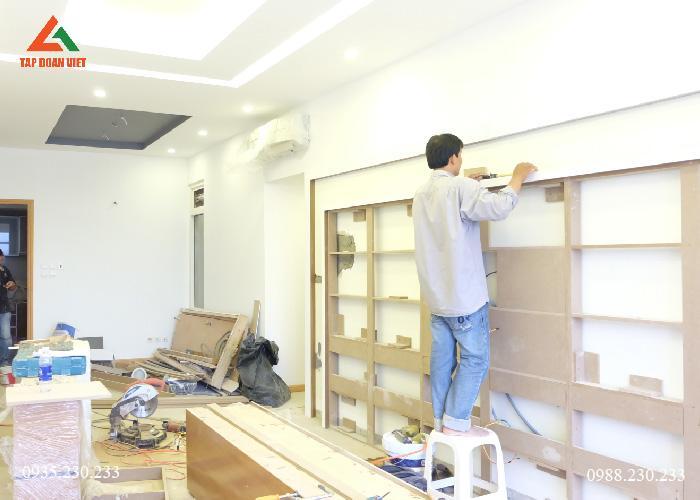 Sửa chữa cải tạo nhà tại quận Tây Hồ