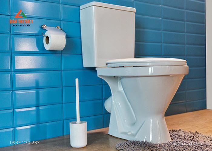 Sửa chữa nhà vệ sinh tại Linh Đàm