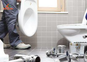 Sửa nhà vệ sinh chất lượng tại Hà Nội