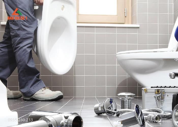 Sửa chữa nhà vệ sinh tại Linh Đàm - Dịch vụ chọn gói
