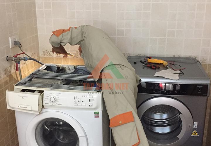 Tập Đoàn Việt là địa chỉ uy tín sửa máy giặt