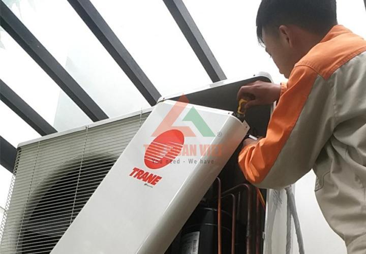 Dịch vụ sửa chữa điện lạnhở quận Hà Đông chất lượng