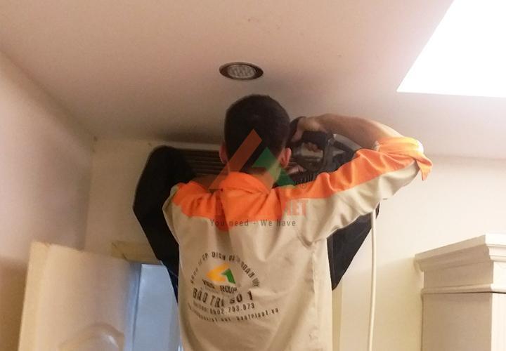 Sửa điều hòa tại quận Hà Đông sửa nhanh giá tốt