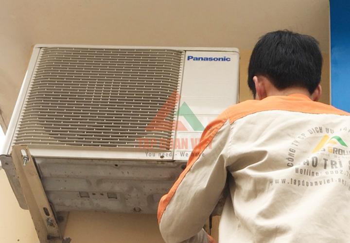 Bảo dưỡng điều hòa tại nhà ở Hà Nội