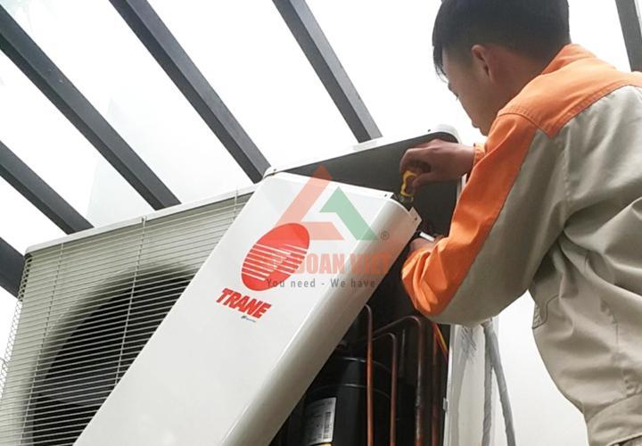 Bảo dưỡng điều hòa tại nhà ở Hà Nội uy tín chất lượng