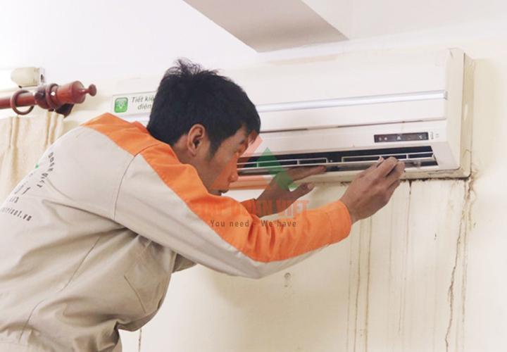 Sửa chữa điều hòa tại nhàở quận Hoàn Kiếm nhanh chóng chất lượng