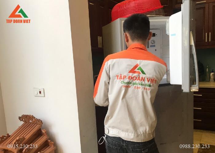 Sửa chữa tủ lạnh tại Linh Đàm bảo hành