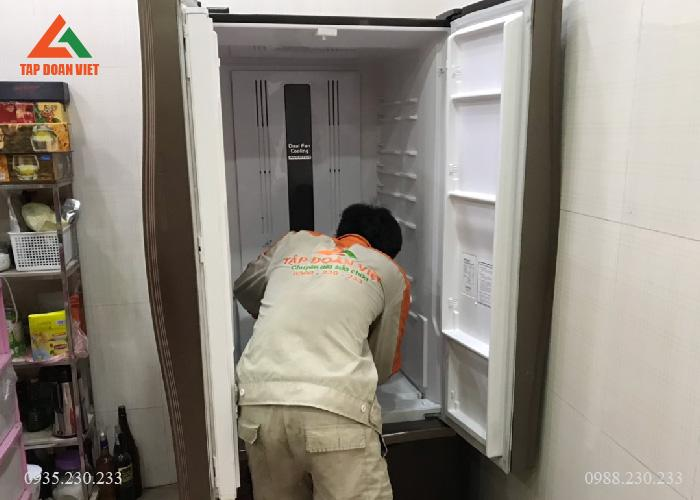 Sửa chữa tủ lạnh tại Linh Đàm chất lượng