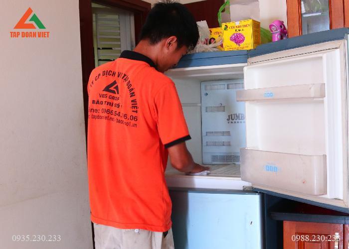 Sửa chữa tủ lạnh tại Linh Đàm uy tín