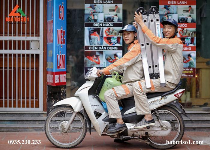 Sửa chữa điện gia dụng tại nhà Hà Nội