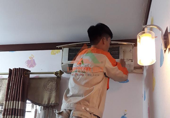 Sửa điều hòa phường La Khê, Hà Đông uy tín chất lượng