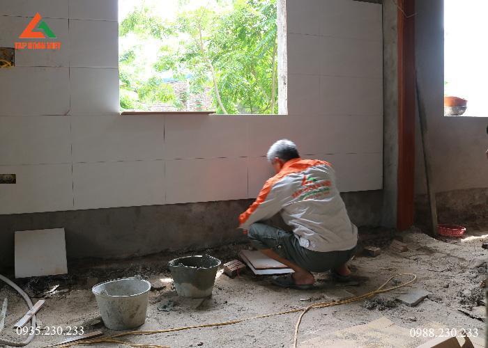 Sửa nhà bếp tại Hà Nội nhanh chóng, tiết kiệm