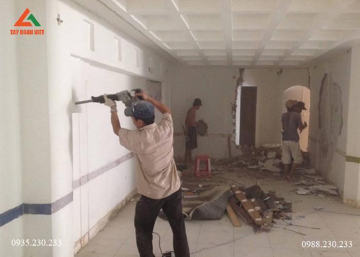 Sửa chữa cải tạo nhà quận Long Biên - Bàn giao đúng kỳ hạn