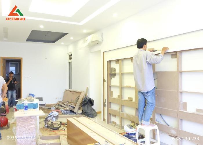 Sửa bếp tại Hà Nội uy tín