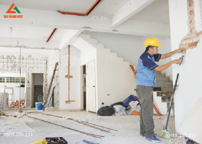 Sửa nhà cải tạo nhà tại quận Long Biên uy tín