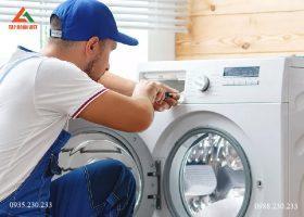 Dịch vụ vệ sinh máy giặt tại nhà