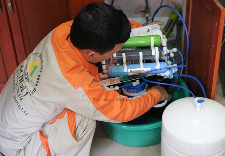 Lựa chọn đơn vị sửa chữa máy lọc nước tại Linh Đàm như thế nào?