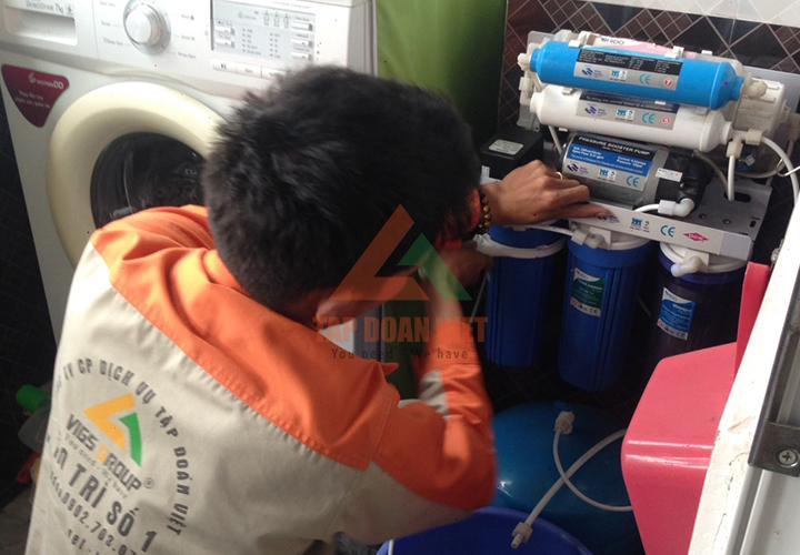 Địa chỉ sửa chữa máy lọc nước giá rẻ, uy tín tại Hà Nội