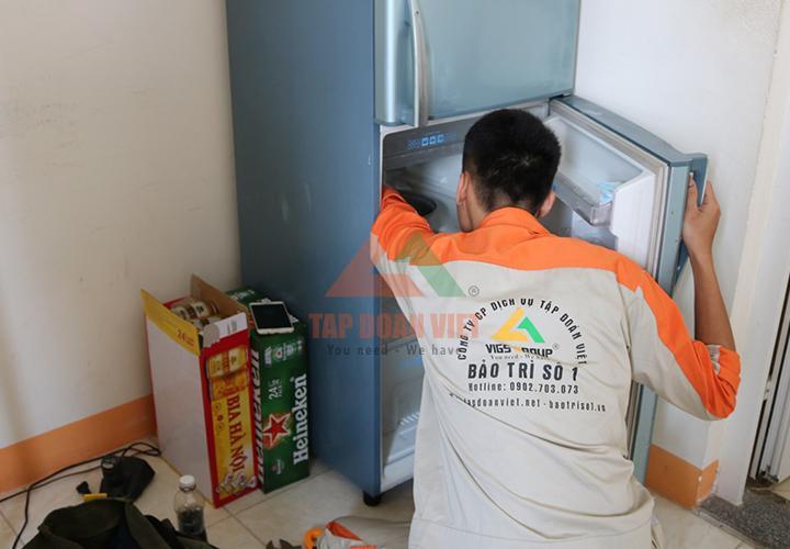 Sửa chữa tủ lạnh uy tín tại nhàquận Nam Từ Liêm nhanh chóng