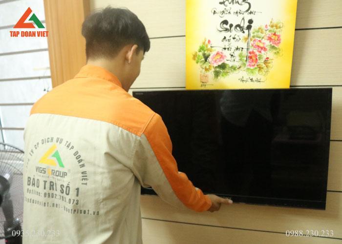 Sửa chữa tivi tại nhà ở Hà Nội