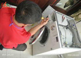 Sửa máy giặt Toshiba không vào nước