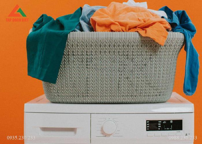 Giặt áo len bằng máy giặt