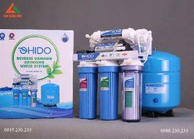 Hệ thống lõi lọc máy lọc nước Haohsing