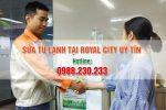 Sua Tu Lanh Tai Royal City