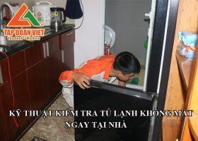 Ky Thuat Kiem Tra Tu Lanh Khong Mat Ngay Tai Nha